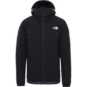 The North Face Summit L3 50/50 Daunen-Kapuzenjacke Herren TNF black/TNF black